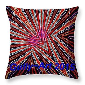 The Kite Throw Pillow