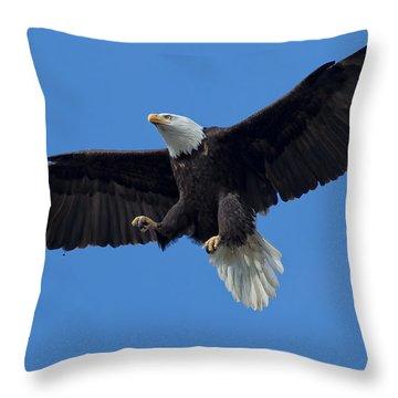 The Landing Throw Pillow