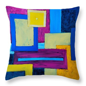 The Last Message Throw Pillow by Ana Maria Edulescu