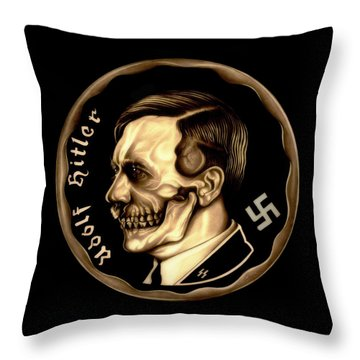 The Last Reich Throw Pillow