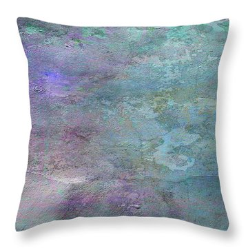 The Light At The End Of The Universe Throw Pillow by Sarah Vernon