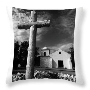 The Light Of The World Throw Pillow