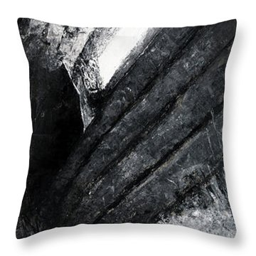 The Long Bright Dark 2 Throw Pillow