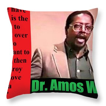 The Love We Have Throw Pillow