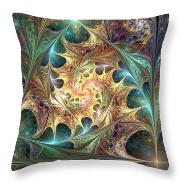 A Lovely Soul Throw Pillow by Kim Redd
