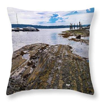 The Magic Of Lindoya Throw Pillow