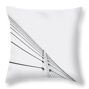 Mast Throw Pillows