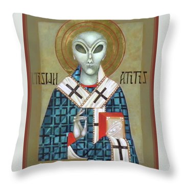 The Master 3018 Throw Pillow
