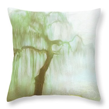 The Memories That Could Have Been Throw Pillow by Angela A Stanton