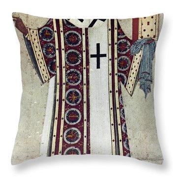 The Metropolitan Alexis Throw Pillow by Granger