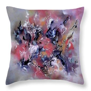 The Modular Intensity Throw Pillow