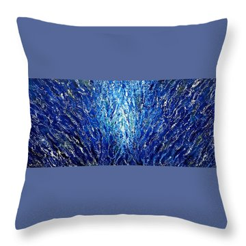 The Moment 5 Throw Pillow
