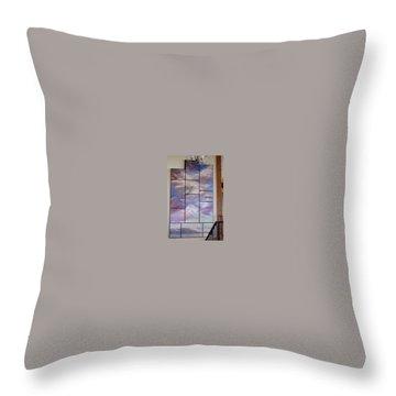 Betty Billups Throw Pillows