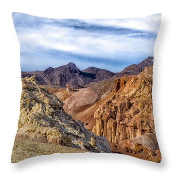 The Monte Cristos  Throw Pillow