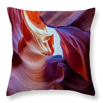 The Natural Sculpture 13 Throw Pillow