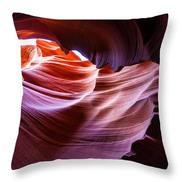 The Natural Sculpture 14 Throw Pillow