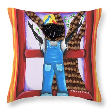 The New Hope Throw Pillow