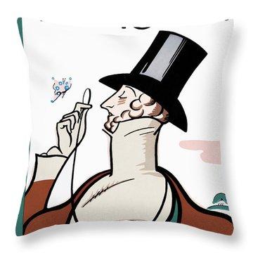 Logo Throw Pillows