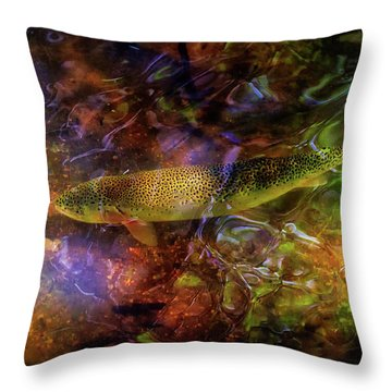 The Next Best Thing Throw Pillow