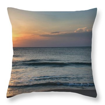 The Next Morning Throw Pillow