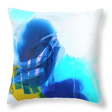 The Next Phase Throw Pillow