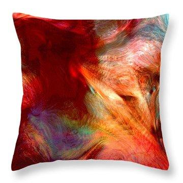 The Norsemen Throw Pillow