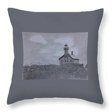 The North  Light  Throw Pillow
