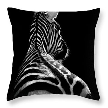 The On Looker Throw Pillow
