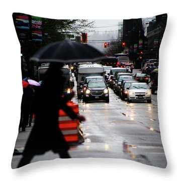 The One I Noticed  Throw Pillow