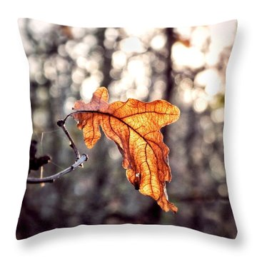 The Only  Throw Pillow