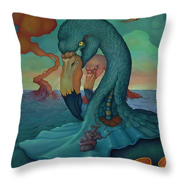 The Only Thing That Will Have Mattered Throw Pillow