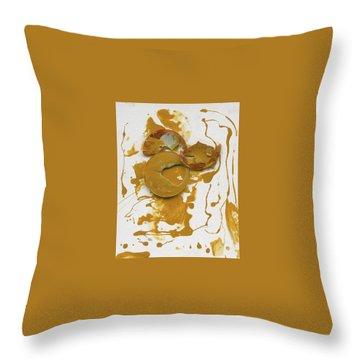 The Original Ancient Warrior Throw Pillow