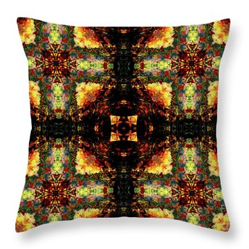 The Passion Of Christ Throw Pillow