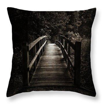 Dark And Light Throw Pillows