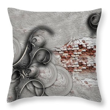 The Perceptive Compilation Throw Pillow