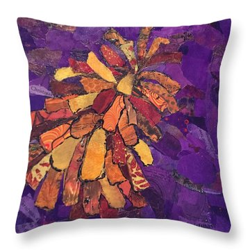 The Pinecone Throw Pillow