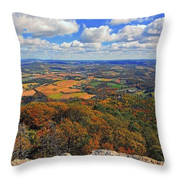 The Pinnacle On Pa At Throw Pillow