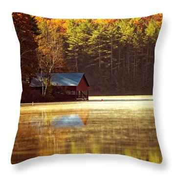 The Point 3 Throw Pillow