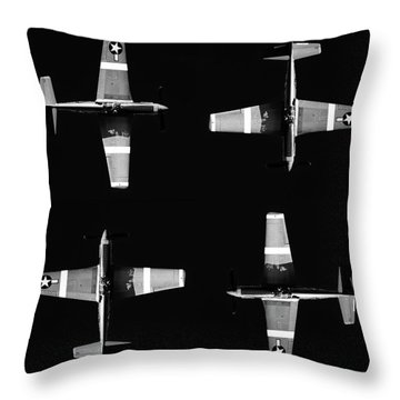 The Pony Expression Throw Pillow