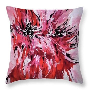 The Pragmatic Spirit Throw Pillow