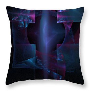The Promise Of Hope Throw Pillow