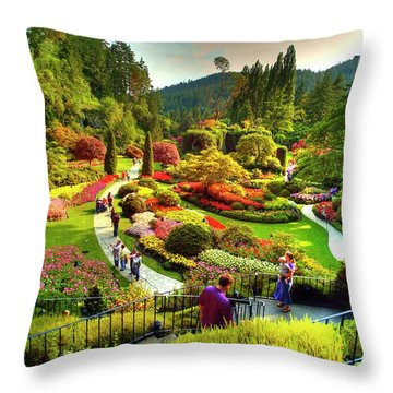 The Quarry 1 Throw Pillow