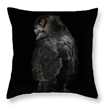 The Raptors, No. 11 Throw Pillow