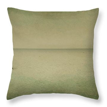 The Recesses Of The Deep Throw Pillow