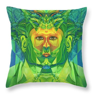The Reinvention Reinvented 1 Throw Pillow