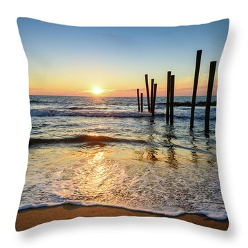 The Remembrance Throw Pillow