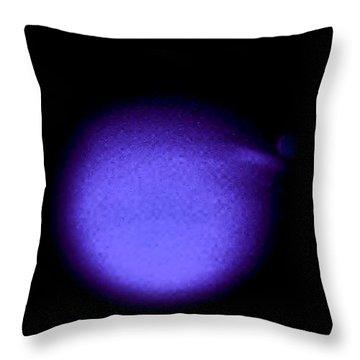 The Rescue Mission Throw Pillow by Blair Stuart