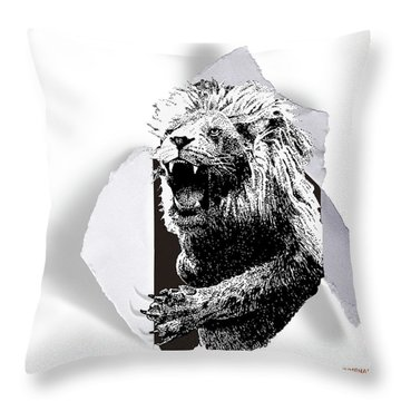The Return Of Christ Throw Pillow by Joseph Juvenal