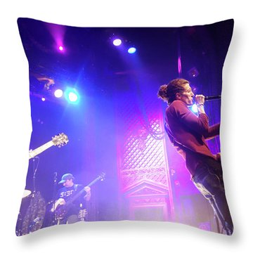 The Revivalists Throw Pillow