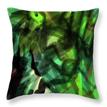 The Righteousness Of God  Throw Pillow